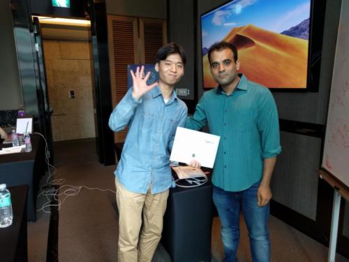 TyphoonCon Training Certificate